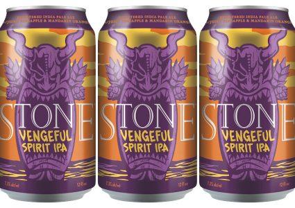 Stone Vengeful Spirit IPA