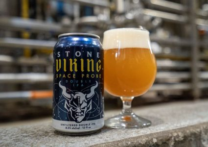 Stone Viking Space Probe Double IPA