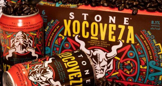 Stone Xocoveza Can 2020