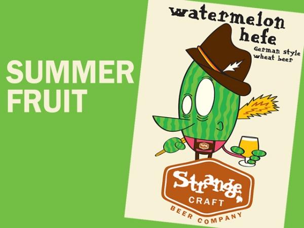 Strange Watermelon Hefe