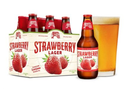 Abita Brewing - Strawberry Lager