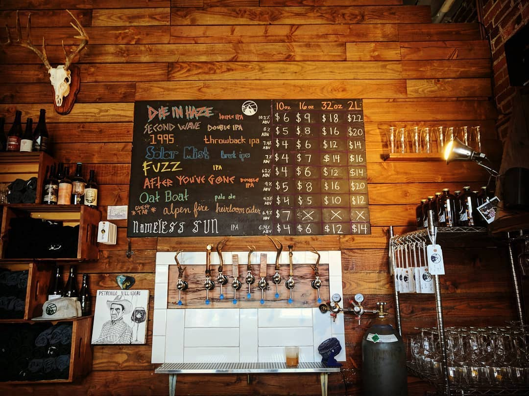 Structures Brewing Bellingham Instagram