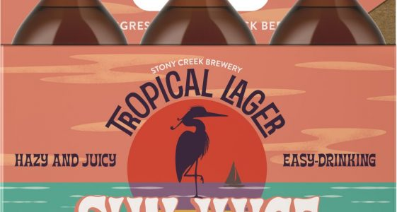 Stony Creek Brewery - Sun Juice Tropical Lager