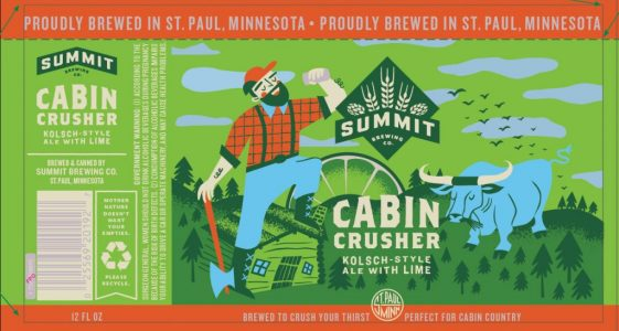 Summit Cabin Crusher
