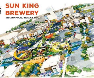 Sun King Brewery Fishers