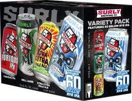 Surly Brewing Variety Pack