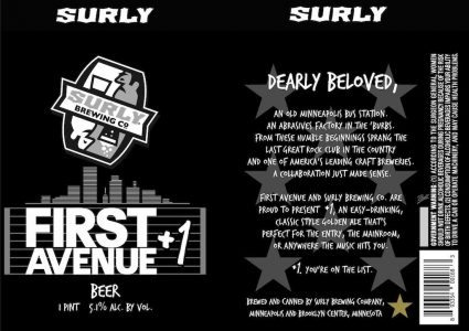 Surly First Avenue Plus 1