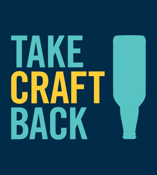 Take Back Craft Logo