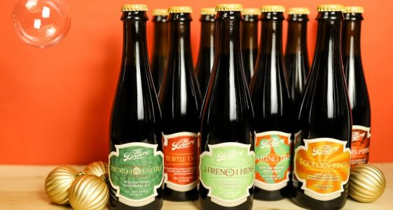 The Bruery 12 Days of Christmas