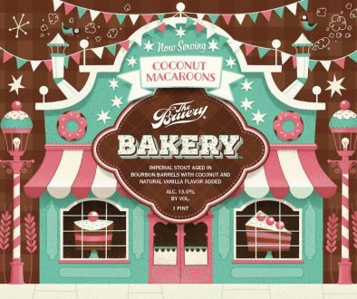 The Bruery Bakery Coconut Macaroons