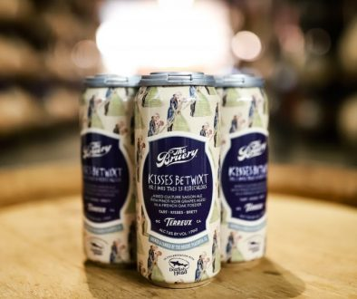 The Bruery Dogfish Kisses Betwixt