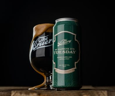 The Bruery So Happens It's Tuesday Can