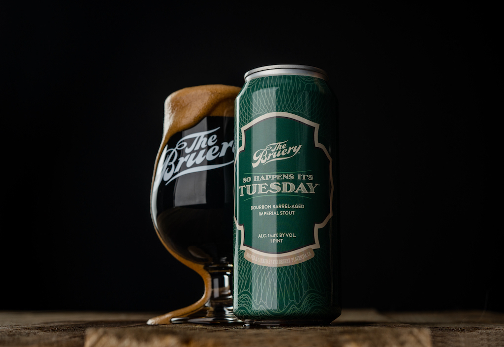The Bruery So Happens It's Tuesday Hits Wide Distribution thumbnail