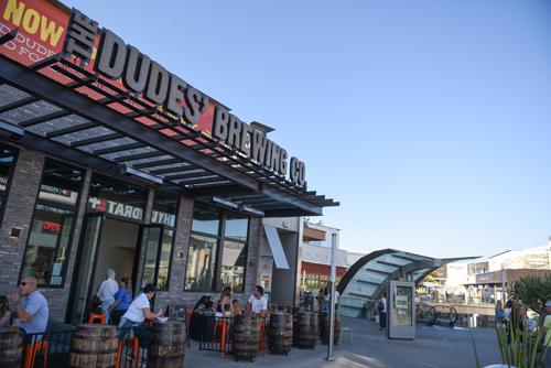 The Dudes Brewing Santa Monica