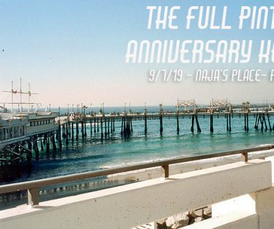 The Full Pint 12th Anniversary