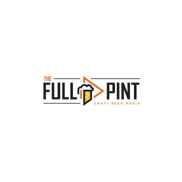 The Full Pint's New Logo