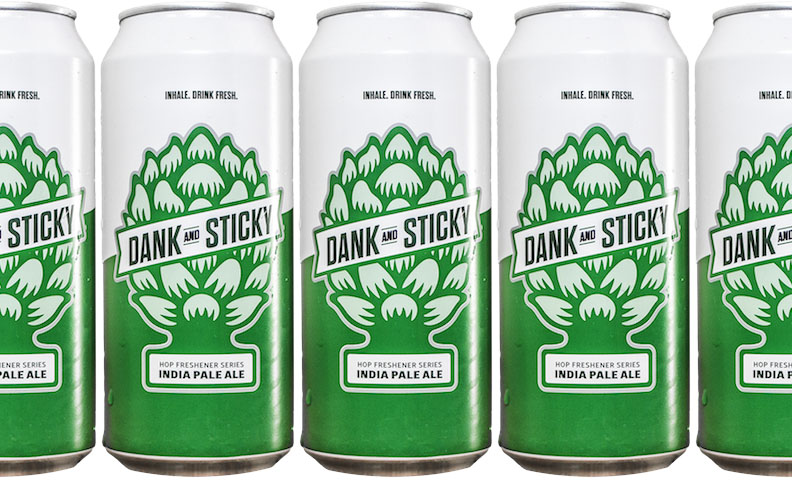 The Hop Concept Dank Sticky Can