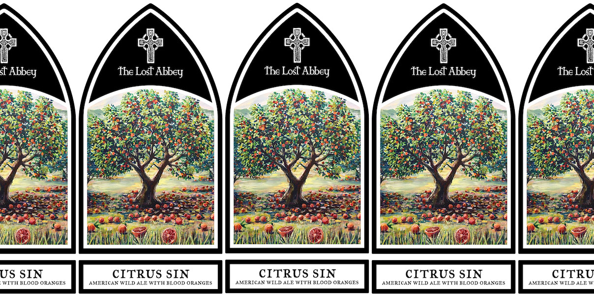 The Lost Abbey Citrus Sin