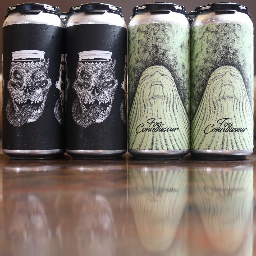 Tired Hands Alien Church Fog Connoisseur