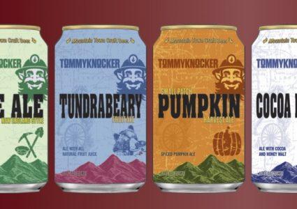 Tommyknocker Cans
