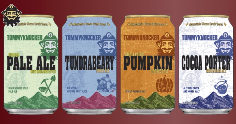 Tommyknocker Cans