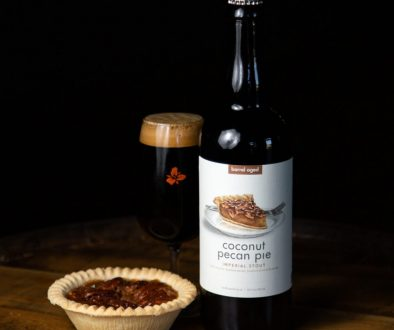 Trillium Barrel Aged Coconut Pecan Pie