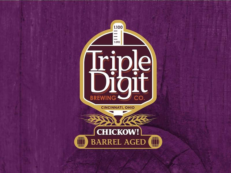 Triple Digit Barrel Aged Chickow