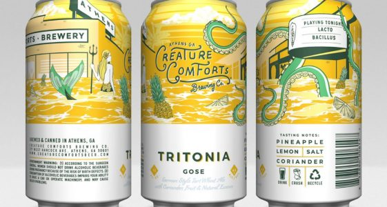 Tritonia Pineapple