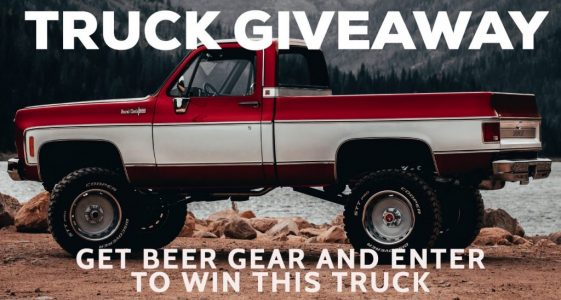 Truck Giveway