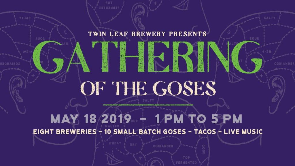 Twin Leaf Gathering of the Goses