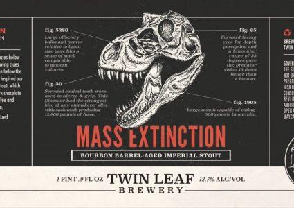 Twin Leaf Mass Extinction