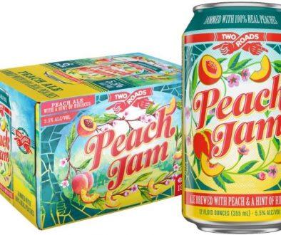 Two Roads Peach Jam