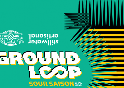 Two Roads Brewing/ Stillwater Artisanal - Ground Loop Sour Saison