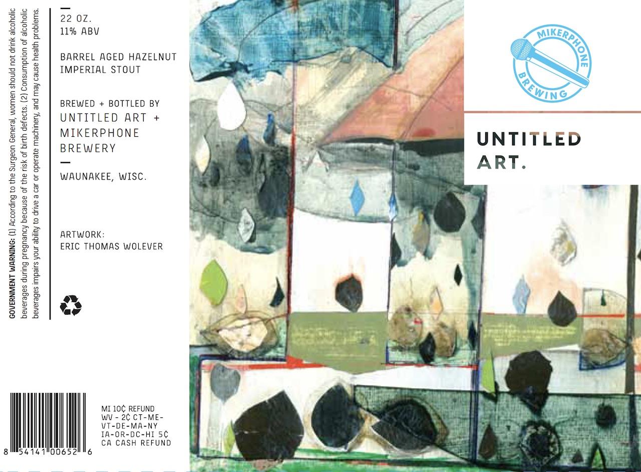 Untitled Art Mikerphone Ba Hazelnut