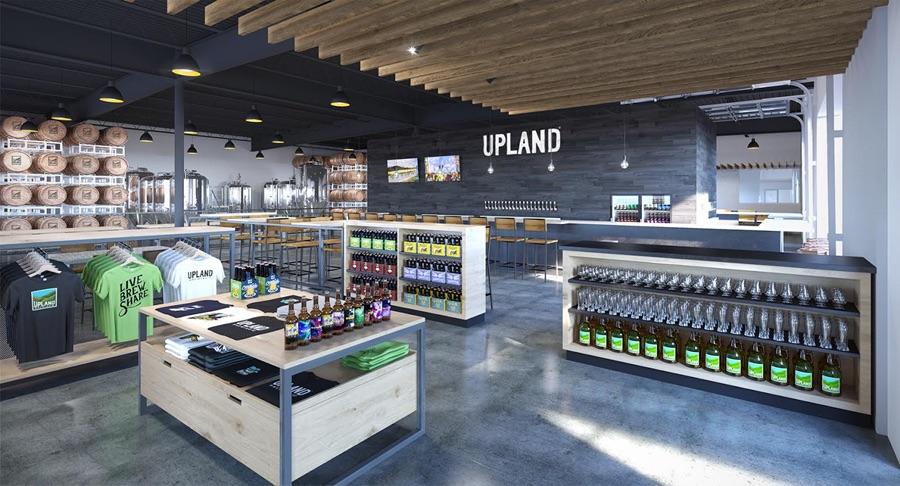 Upland Brewing Indianapolis
