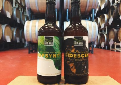Upland Brewing Sour Ales