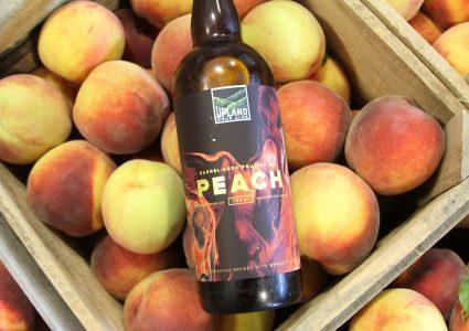 Upland Peach Sour