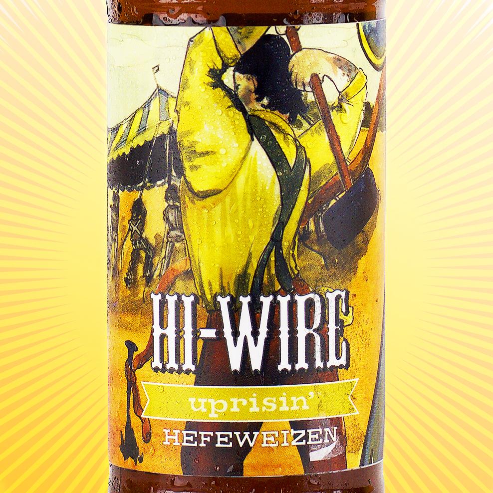 HI-Wire Uprisin'