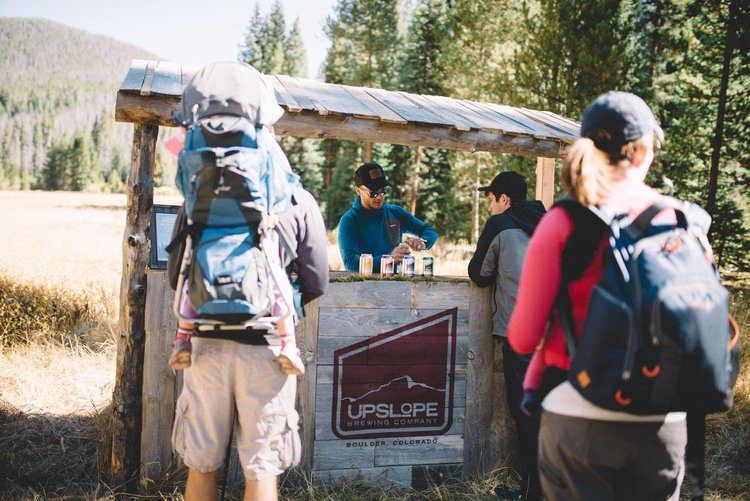 Upslope Brewing Co. - Backcountry Tap Room