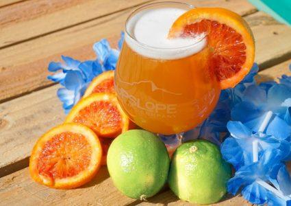 Upslope Tropical Sour fruit pic