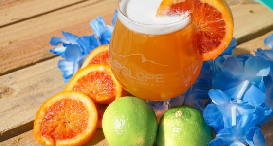 Upslope Tropical Sour fruit pic