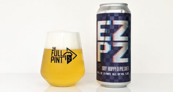 Urban Roots EZ PZ Dry Hopped Pilsner