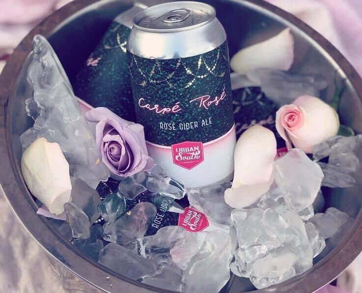 Urban South Carpe Rose