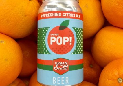 Urban South Orange Pop