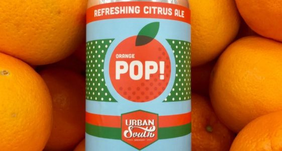 Urban South Orange Pop