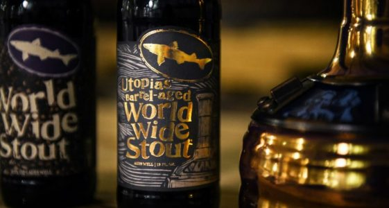 Utopiaqs World Wide Stout