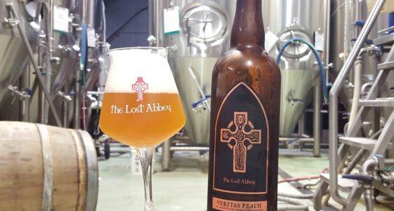 The Lost Abbey Veritas Peach