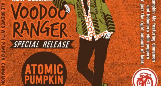 Voodoo Ranger Atomic Pumpkin Ale