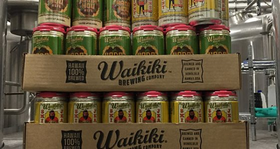 Waikiki Brewing (Cans)