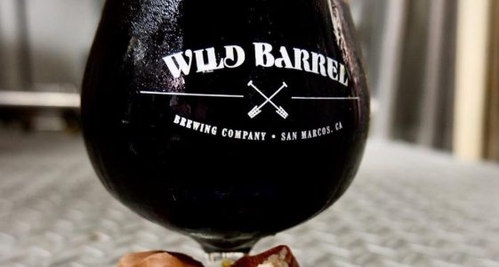 Wild Barrel Brewing Halloween Candy and Beer Pairing
